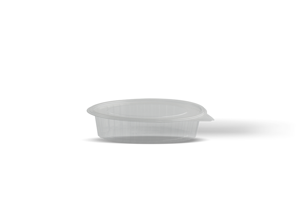 Oval Container